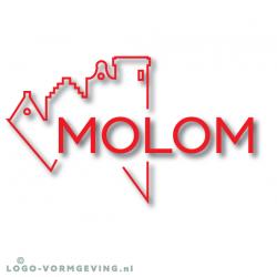Vierkant-kader-Molom